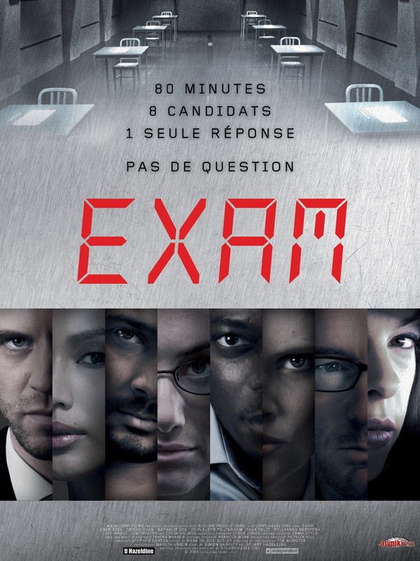 Exam streaming