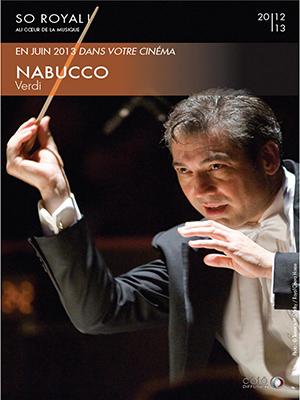 Horaires séances du film Nabucco (Côté Diffusion)