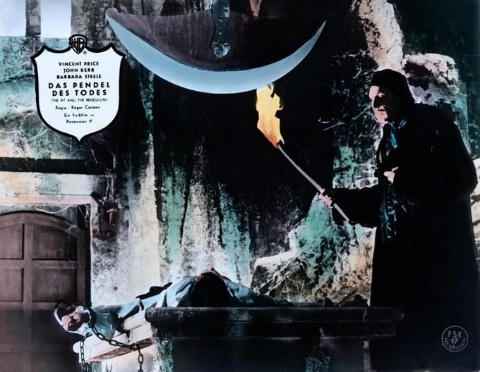 Photo du film la chambre des tortures photo 2 sur 9 for Chambre 1408 bande annonce vf