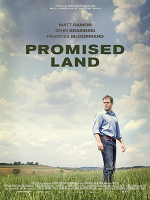 Horaires séances du film Promised Land