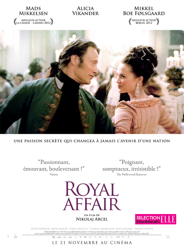 Royal Affair streaming
