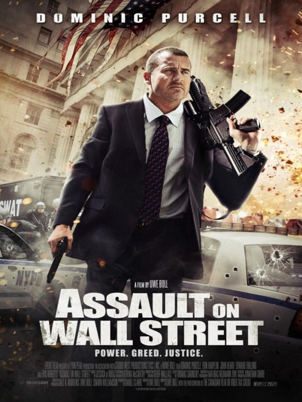 Assault on Wall Street (2013) [FRENCH] [Blu-Ray 1080p]