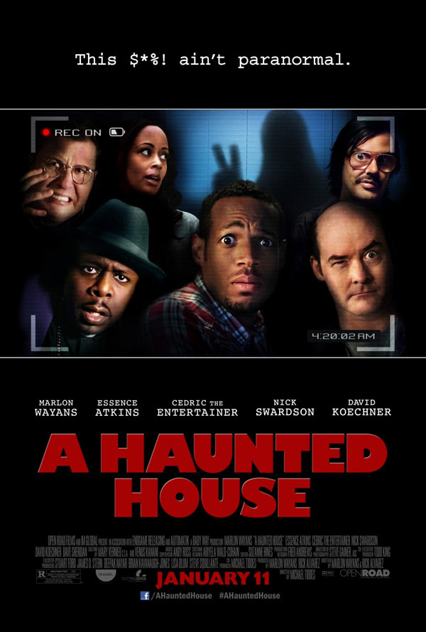 [MULTI] A Haunted House 2013 [AC3] [DVDRIP]