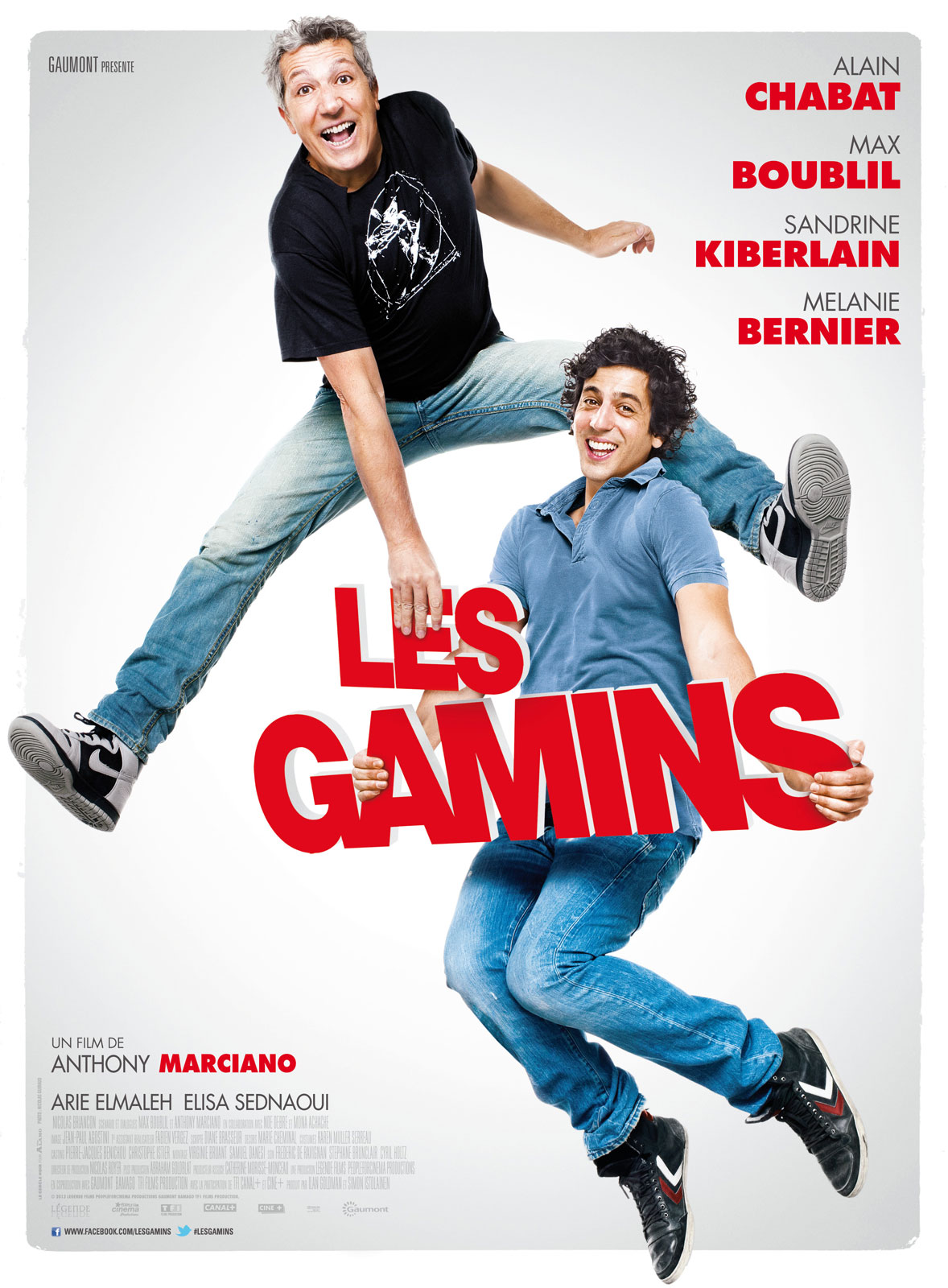 Les Gamins [FRENCH] [Blu-Ray 1080p]