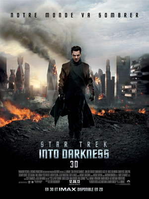 Horaires séances du film Star Trek Into Darkness