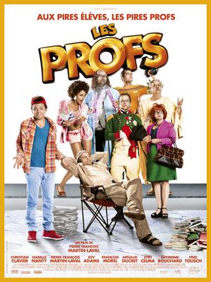 Horaires séances du film Les Profs