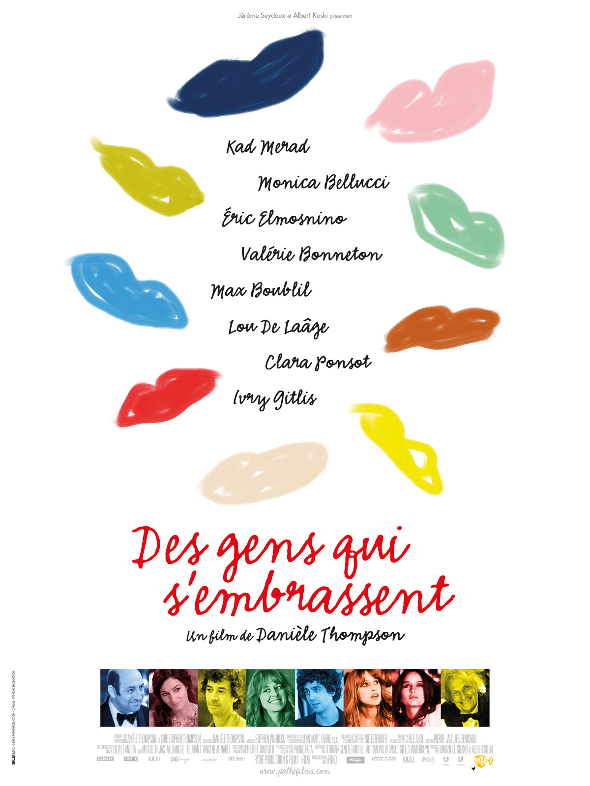 Des gens qui s'embrassent [TRUEFRENCH] [Blu-Ray 720p]