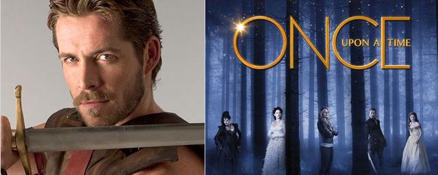 Un nouveau Robin des Bois pour Once Upon A Time  News Séries  ~ Acteur De Robin Des Bois