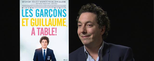 Guillaume gallienne commente le succ s des gar ons et guillaume table video actus - Les garcons et guillaume a table online ...
