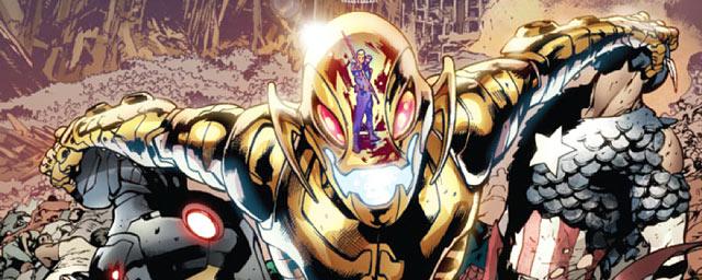 The avengers 2 ultron ne sera pas qu 39 un robot selon le patron de marvel actus cin allocin - Mechant avenger ...