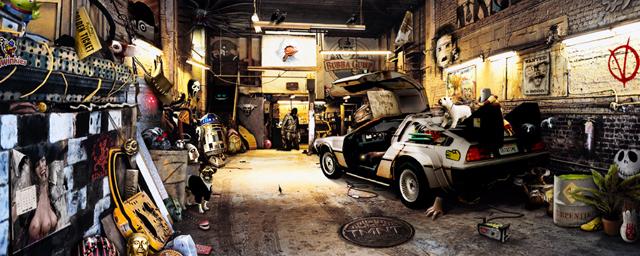 Popcorn garage reconna trez vous les 66 films cultes du jeu actus cin allocin - Site internet garage automobile ...