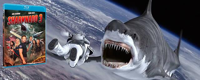 Extrait sharknado 3 quand les requins prennent d 39 assaut for Assaut sur la maison blanche