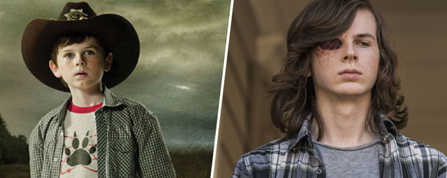 The Walking Dead, Once Upon A Time... Leurs jeunes héros ont bien grandi !