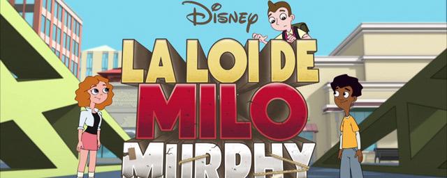 """""""Si vous aimez Phinéas & Ferb, soyez très attentifs en regardant Milo Murphy !"""" [INTERVIEW]"""