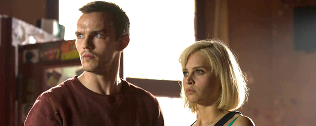 bande annonce no way out nicholas hoult et felicity. Black Bedroom Furniture Sets. Home Design Ideas