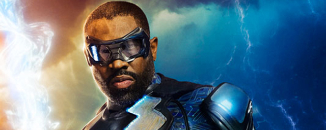 Black Lightning : la série de la CW ne sera pas liée à Arrow et Flash