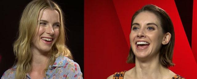 """Alison Brie : """"Des séries comme GLOW font progresser la cause des femmes à la télé"""""""