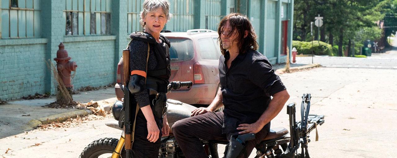 The Walking Dead : une date de lancement pour la saison 8