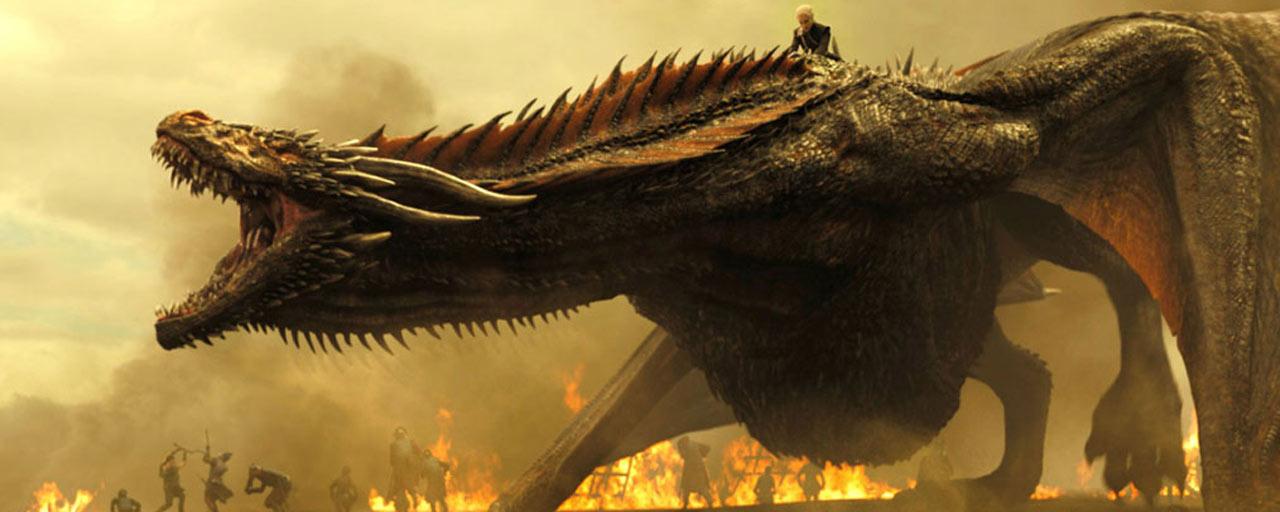 Game of Thrones : l'évolution des dragons depuis le début de la série
