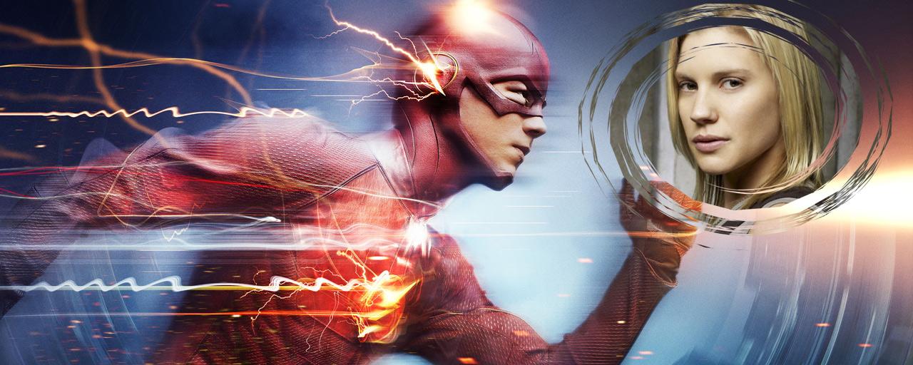 Flash affrontera une actrice de Battlestar Galactica dans la saison 4