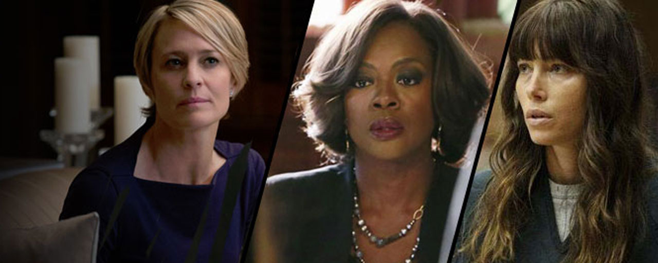 Jessica Biel, Viola Davis, Elisabeth Moss... Ces actrices produisent elles-mêmes leur série !