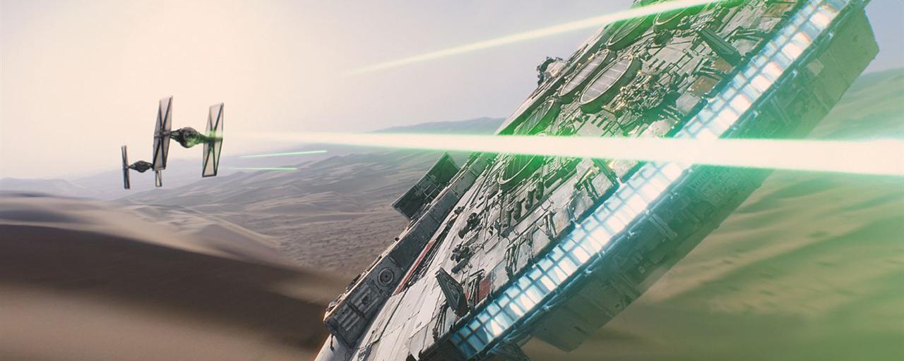 Star Wars : une première photo du Raid de Kessel pour le film sur Han Solo ?