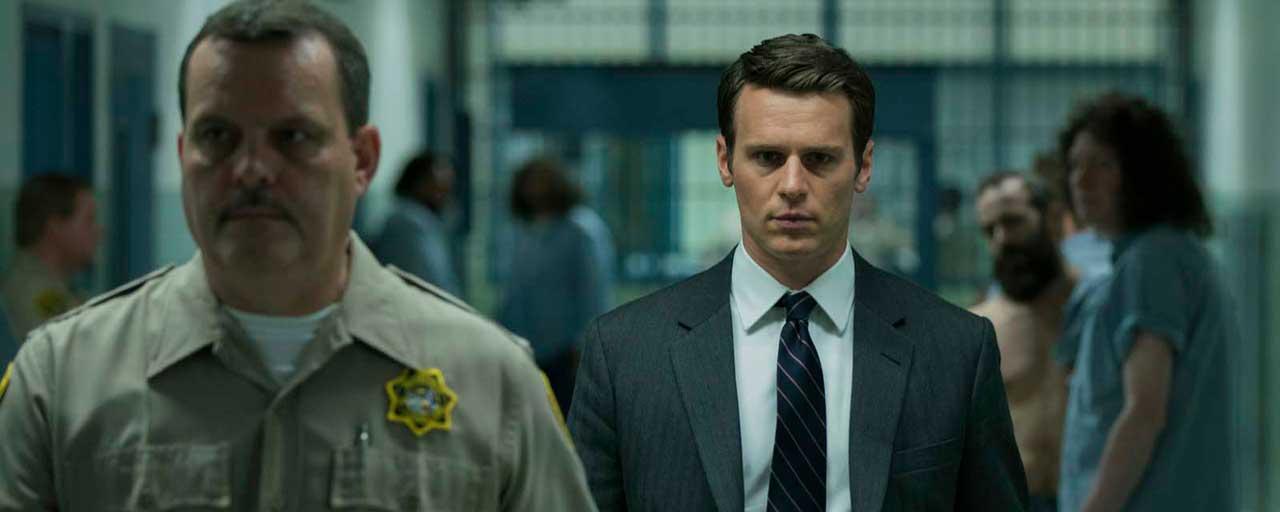 Extrait MINDHUNTER de David Fincher : Quand Jonathan Groff rencontre un tueur en série…
