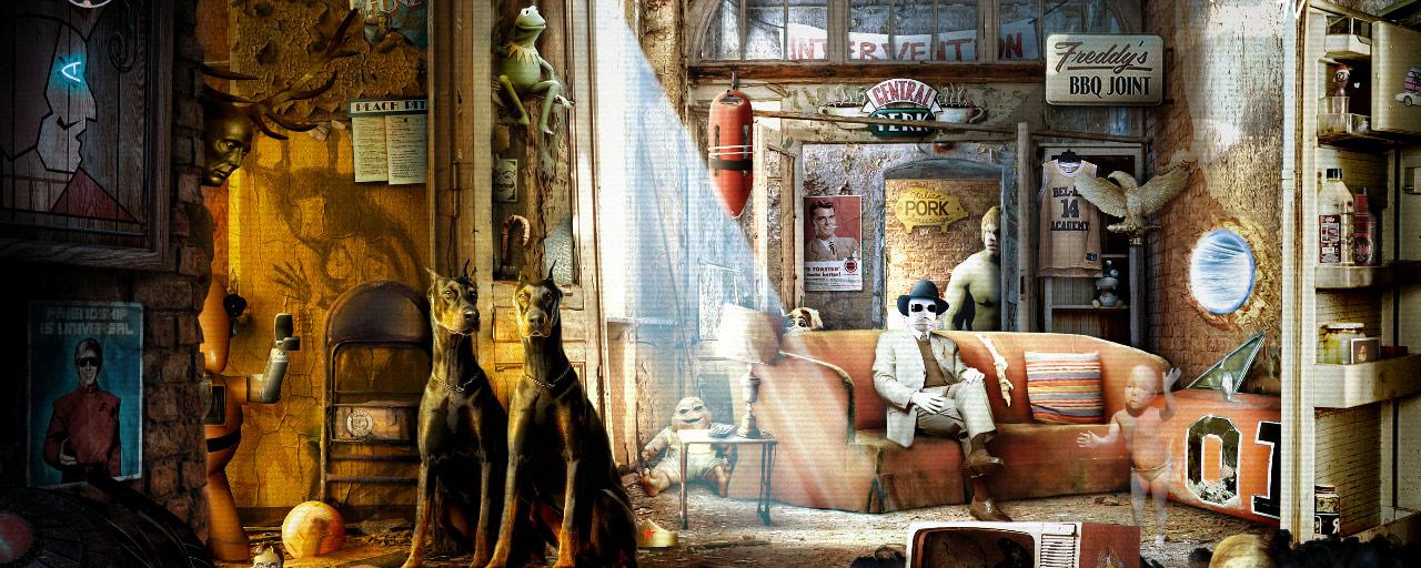 Le jeu Popcorn Garage revient en mode séries TV