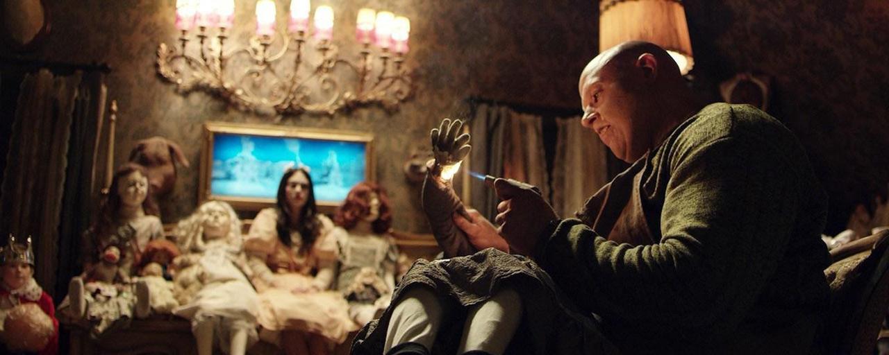 Ghostland : Mylène Farmer sur la 1ère photo du film d'horreur de Pascal Laugier