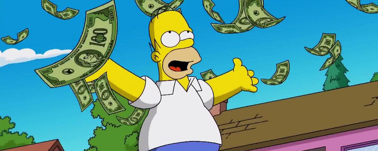 Disney rachète la Fox : les Simpson l'avaient prédit !