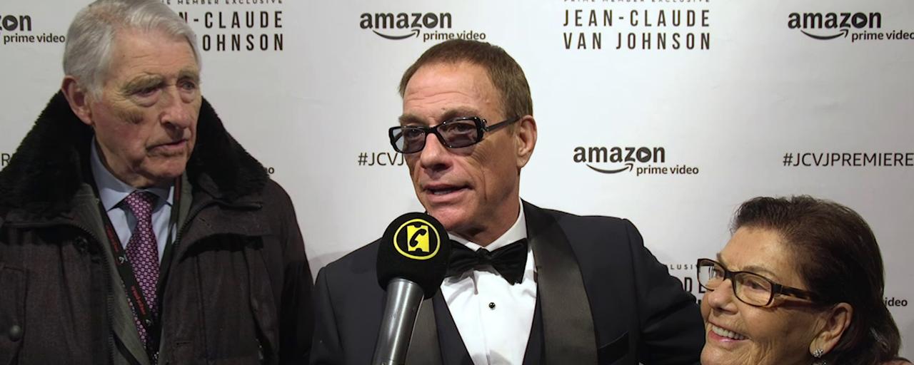 """""""J'ai 'over' tout"""" : Jean-Claude Van Johnson vu par Jean-Claude Van Damme"""