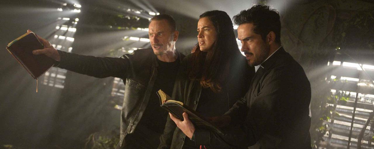 L'Exorciste : les prêtres sont de retour sur serieclub pour une saison 2 inédite