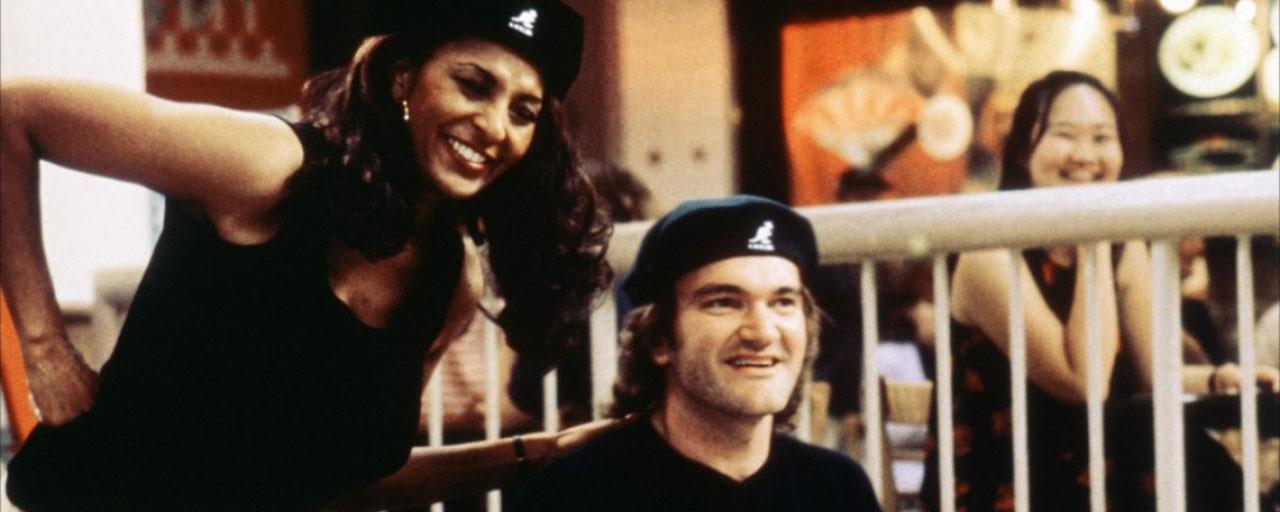 Le jour où Quentin Tarantino a rencontré Pam Grier