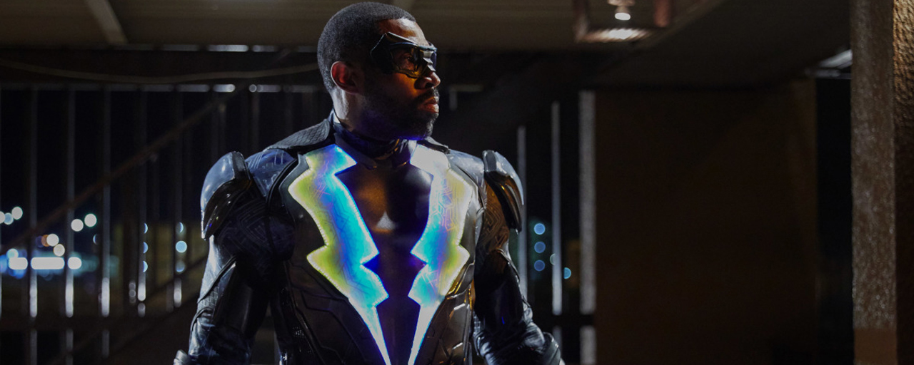 Audiences US : Black Lightning fait parler la foudre pour ses débuts