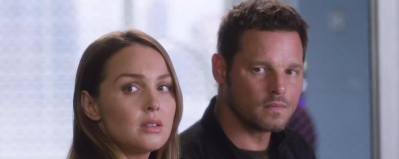 Grey's Anatomy saison 14 : Alex et Jo dans la tourmente dans le teaser angoissant de l'épisode 10