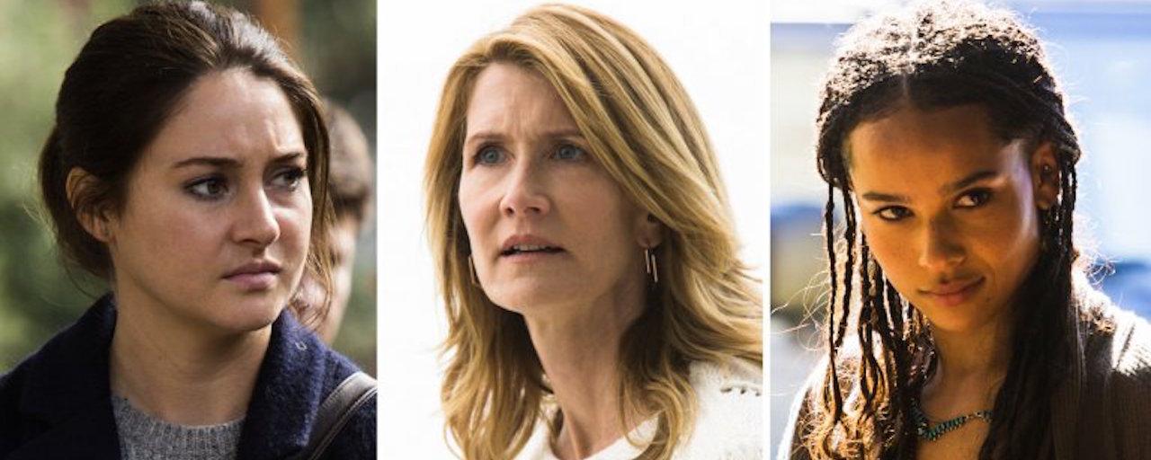 Big Little Lies : Shailene Woodley, Laura Dern et Zoe Kravitz de retour dans la saison 2