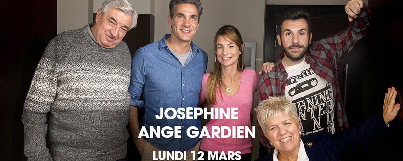 TF1 annonce la diffusion du crossover entre Camping Paradis et Joséphine, ange gardien