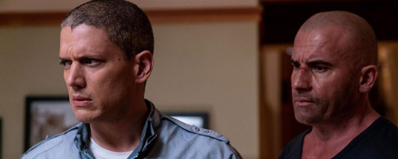 Prison Break : la saison 6 se précise... avec un retour de Mahone ?