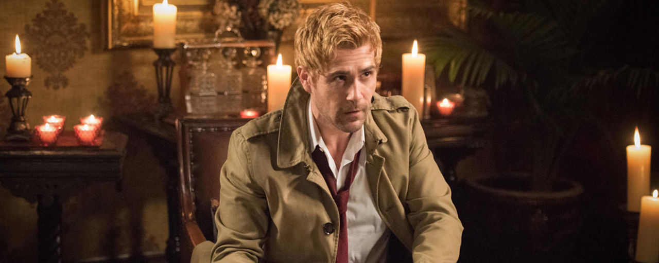 Legends of Tomorrow : Constantine régulier dans la saison 4... si cette dernière voit le jour