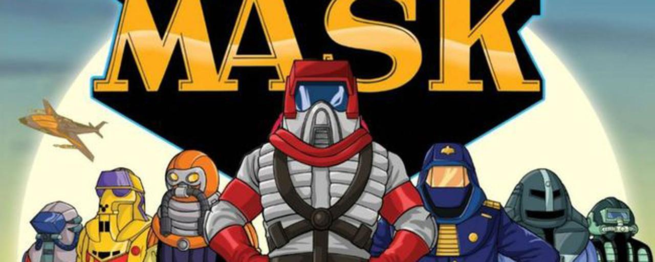 Après Transformers et G.I. Joe, les jouets MASK débarquent sur grand écran