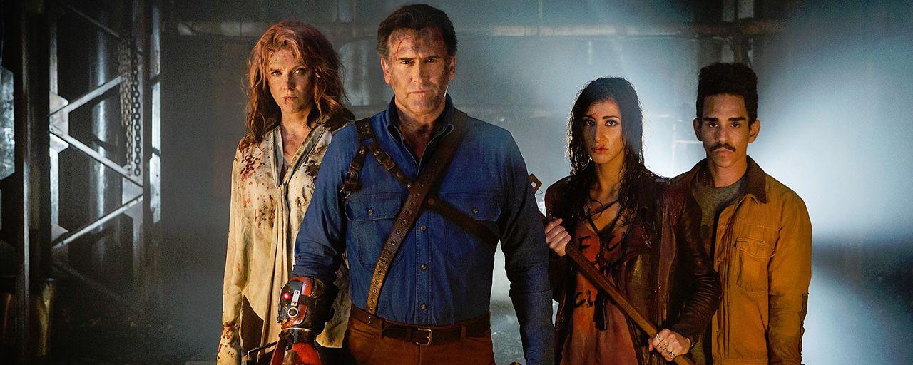 Ash vs Evil Dead est annulée : clap de fin pour la saga horrifique de Sam Raimi
