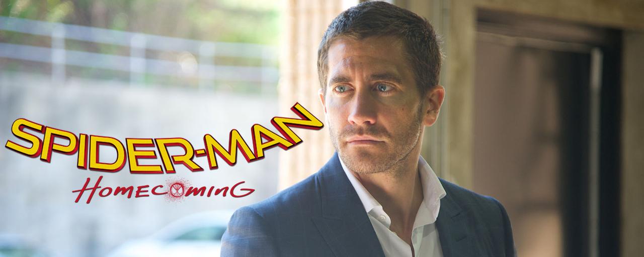 Spider-Man Homecoming : Jake Gyllenhaal sera-t-il le méchant de la suite ?