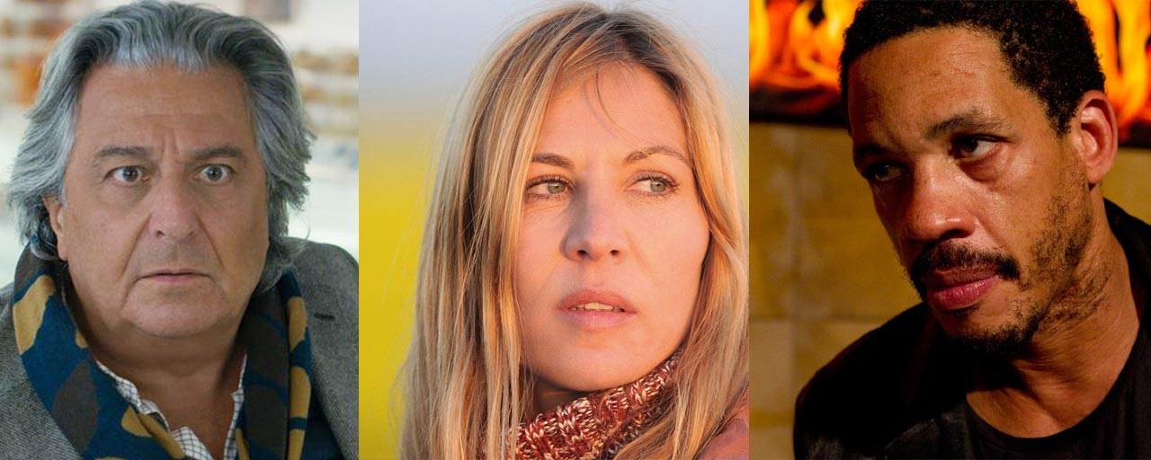 Christian Clavier va bronzer à Ibiza avec Mathilde Seigner et JoeyStarr