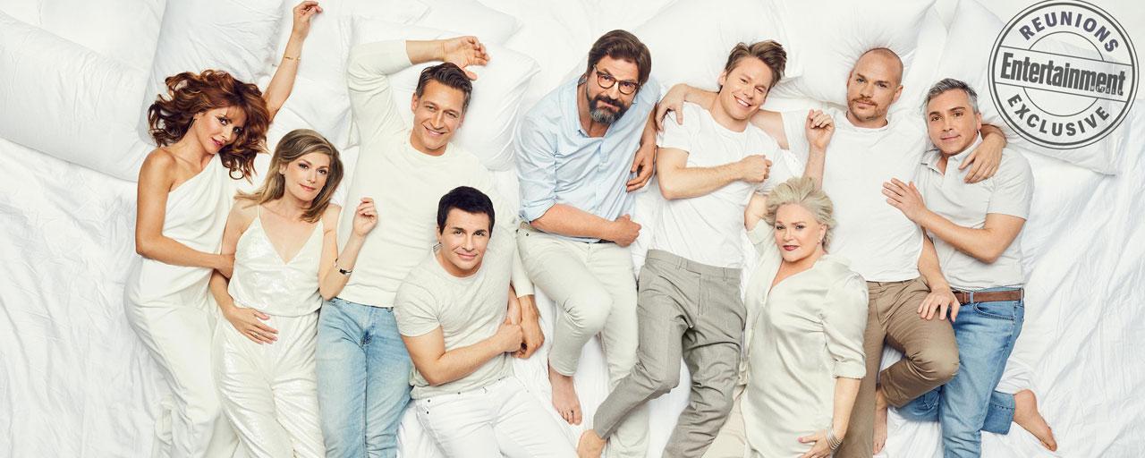 Queer As Folk : l'équipe se retrouve 13 ans après la fin de la série LGBT culte [PHOTOS]
