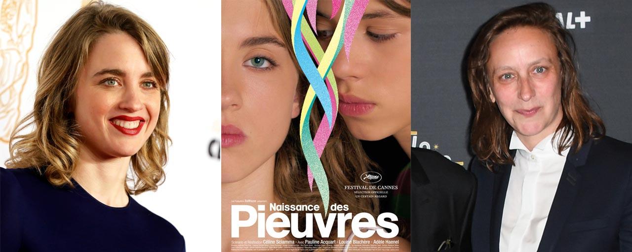 Céline Sciamma retrouve Adèle Haenel pour Portrait de la jeune fille en feu
