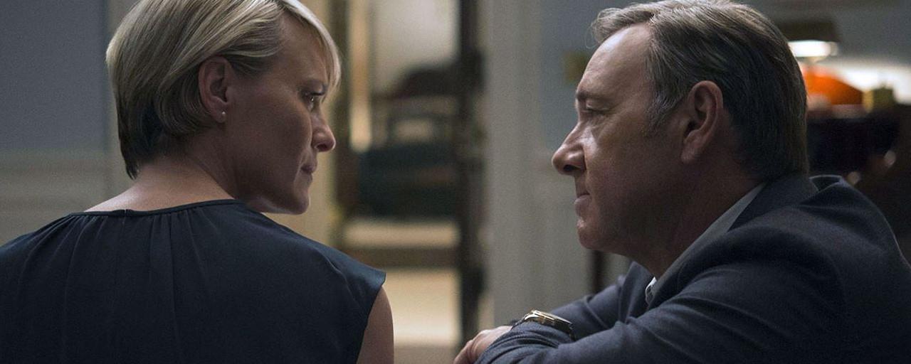 House of Cards : Pour la première fois depuis son renvoi du show, Robin Wright s'exprime sur Kevin Spacey