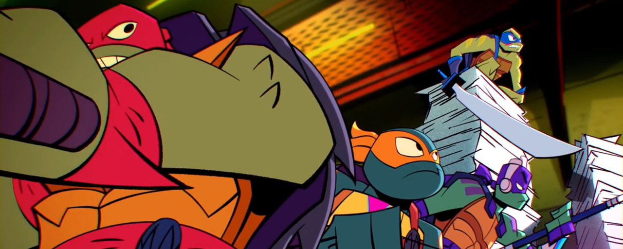 Comic-Con 2018 : une nouvelle bande-annonce pour Rise of the Teenage Mutant Ninja Turtles