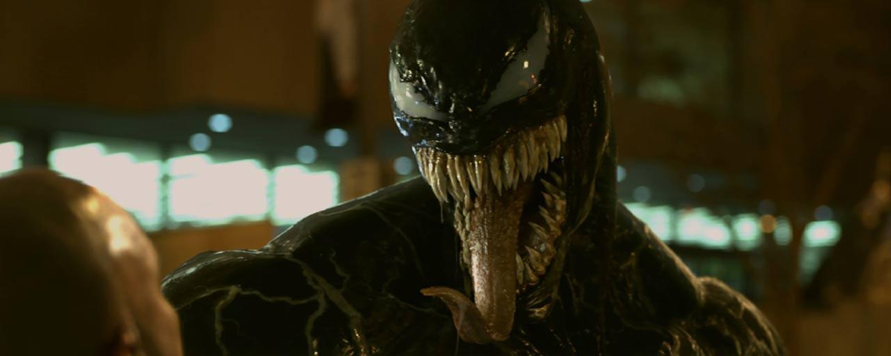 Comic Con 2018 - Venom : Riz Ahmed sera Riot