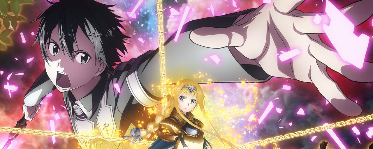 Sword Art Online - Alicization : une soirée exceptionnelle en avant-première au Grand Rex