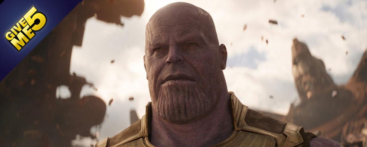 Avengers : 5 choses à savoir sur Thanos